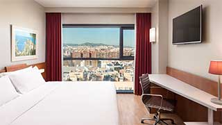 Hotle Four Points Barcelona