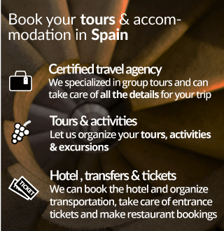 Tailor made tours and excursions