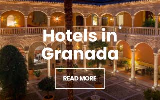 The best hotels in Granada