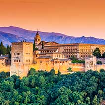 Guided tour in Granada with guide