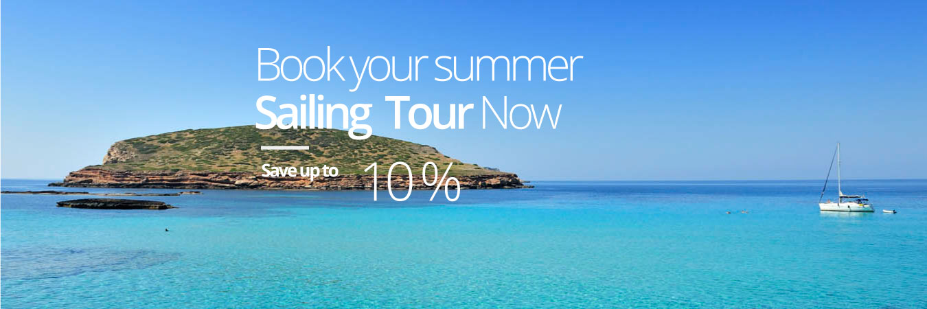 Sailing Tour to Ibiza