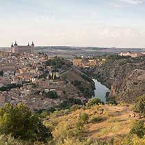 Toledo and Winery Excursion