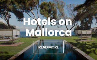 The best hotels on Mallorca