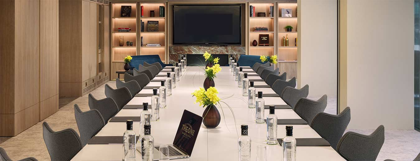 Meeting room in hotels in Spain