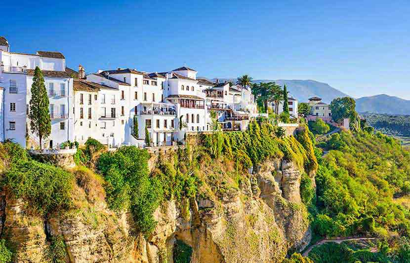 Ronda - one of the most beautiful white villages