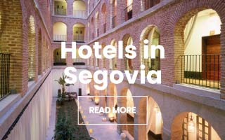 The best hotels in Segovia